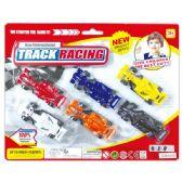 96 Units of 6 Piece Racing Car Set