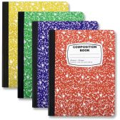 48 Units of Composition Book - Assorted Colors - Notebooks