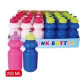 96 Units of 250ml sports bottle