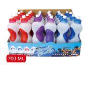 48 Units of 700ml sports bottle