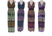 36 Units of Womens Plus Size Fashion Sun Dresses Assorted Colors And Sizes Summer Dresses