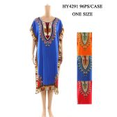 48 Units of Womens Fashion Summer Dress Indian Style
