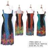 72 Units of Womens Fashion Short Summer Dress And Sun Dress