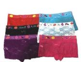 120 Units of Womens Cotton Underwear Assorted Colors And Sizes