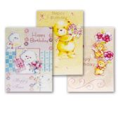 160 Units of birthday card - Invitations & Cards