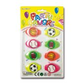 96 Units of Party Favors Whistles - Party Favors