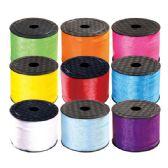 144 Units of 100 yard ribbon assorted Colors