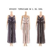 36 Units of Womens Fashion Jumpsuit Assorted Sizes And Color
