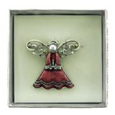 36 Units of Angel pin with gift box