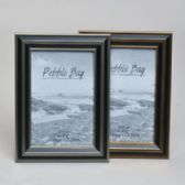 240 Units of Photo Frame 4x6 2ast Black W/ Slvr Or Gold Contempo/12pc Pdq