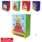 "144 Units of B'day bag GLT 10.5x13x5.5""/Large"