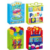 "72 Units of B'day spanish 10.5x13x5.5""/Large"