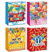 "72 Units of Bday bag GLT 19.5x29x7""/SG"