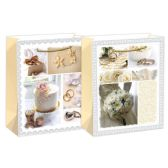 "144 Units of Wedding GLT 10.5x12.5x5""/ Large"