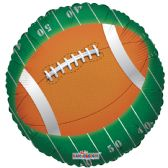 "125 Units of 2-side ""football"" balloon"