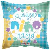 "125 Units of 2-side ""una pequene nino"" Balloon"