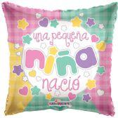 "125 Units of 2-side ""una pequena nino"" Balloon"