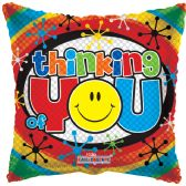 "125 Units of 2-side ""thinking of you"" Balloon"