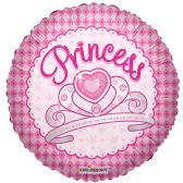 "125 Units of 2-side ""princess"" balloon"