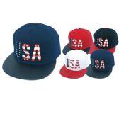 36 Units of Snapback cap/USA