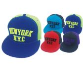 36 Units of Snapback cap NYC - Baseball Caps & Snap Backs