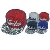 36 Units of Snapback cap/NY