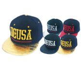 36 Units of Snapback Cap DC - Baseball Caps & Snap Backs