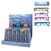 100 Units of Reading glasses in tube Assorted