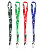 144 Units of Key Chain Assorted Colors