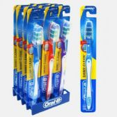 192 Units of Oral Toothbrush Shiny Soft - Toothbrushes and Toothpaste