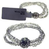 36 Units of Three string bracelet - Bracelets