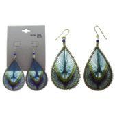 36 Units of String design dangle earrings - Earrings