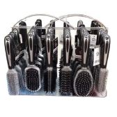 72 Units of Comb Assorted With Display - Hair Brush