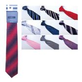 72 Units of Men's Ties in Assorted Colors and Designs - Neckties