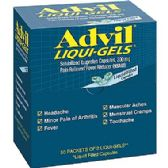 5 Units of Advil liqui-gels 50 count - Pain and Allergy Relief