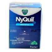 6 Units of Nyquil 25 count - Pain and Allergy Relief