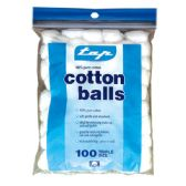 96 Units of Spectra 100 Count cotton ball - Cotton Balls & Swabs
