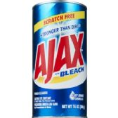 72 Units of Ajax cleanser powder 14oz - Cleaning