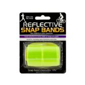 72 Units of Reflective Snap Bands Set - Camping Gear
