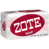 25 Units of Zote soap pink 14oz
