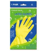 96 Units of Latex gloves/XLarge