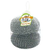 48 Units of 2 Piece Jumbo Metal Scourer