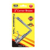 "90 Units of 3""/2 Piece corner braces - Hardware Products"