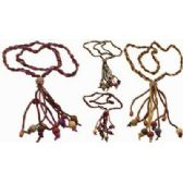 36 Units of BEADED NECKLACE - Necklace Sets