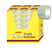"108 Units of Clear tape 1.8""x55 yard - Tape"