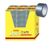 "72 Units of Duct tape/silver 1.8""x10 yard - Tape"