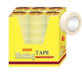 "108 Units of Masking tape 1.8""x16.5 yard - Tape"
