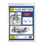 """96 Units of Drop cloth 157x196"""""""