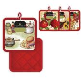 96 Units of 2 Piece pot holder - Oven Mits & Pot Holders
