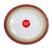 "96 Units of 10""melamine plate - Kitchenware"